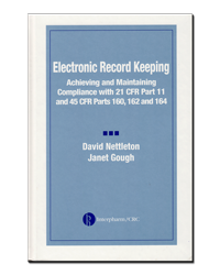 Electronic Record Keeping