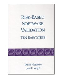 Risk Based Software Validation